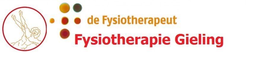 Fysiotherapie Gieling logo