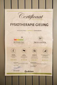 certificaat qualizorg