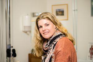 Uw fysiotherapeut: Petra Gieling